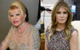melania and ivana trump