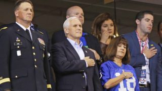 mike pence NFL