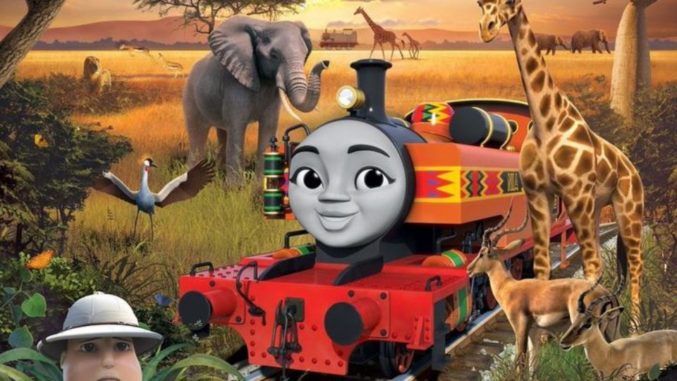 Thomas The Tank Engine On Track To Woo Girls With New Lady