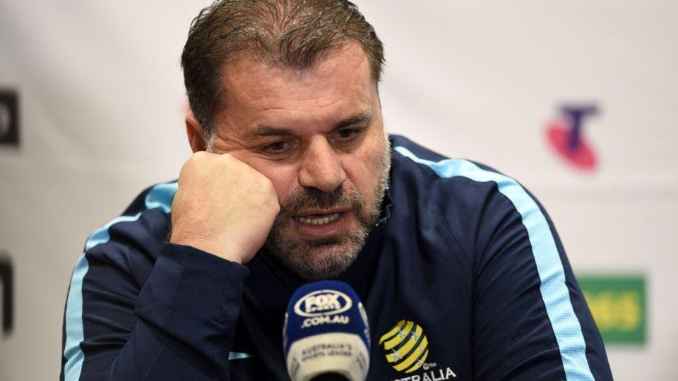Ange Postecoglou Socceroos