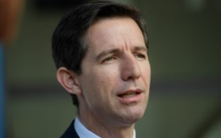 Education Minister Simon Birmingham has announced tougher regulations for English language providers to international students.