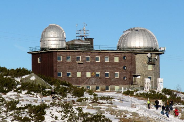 Skalnate Pleso Observatory