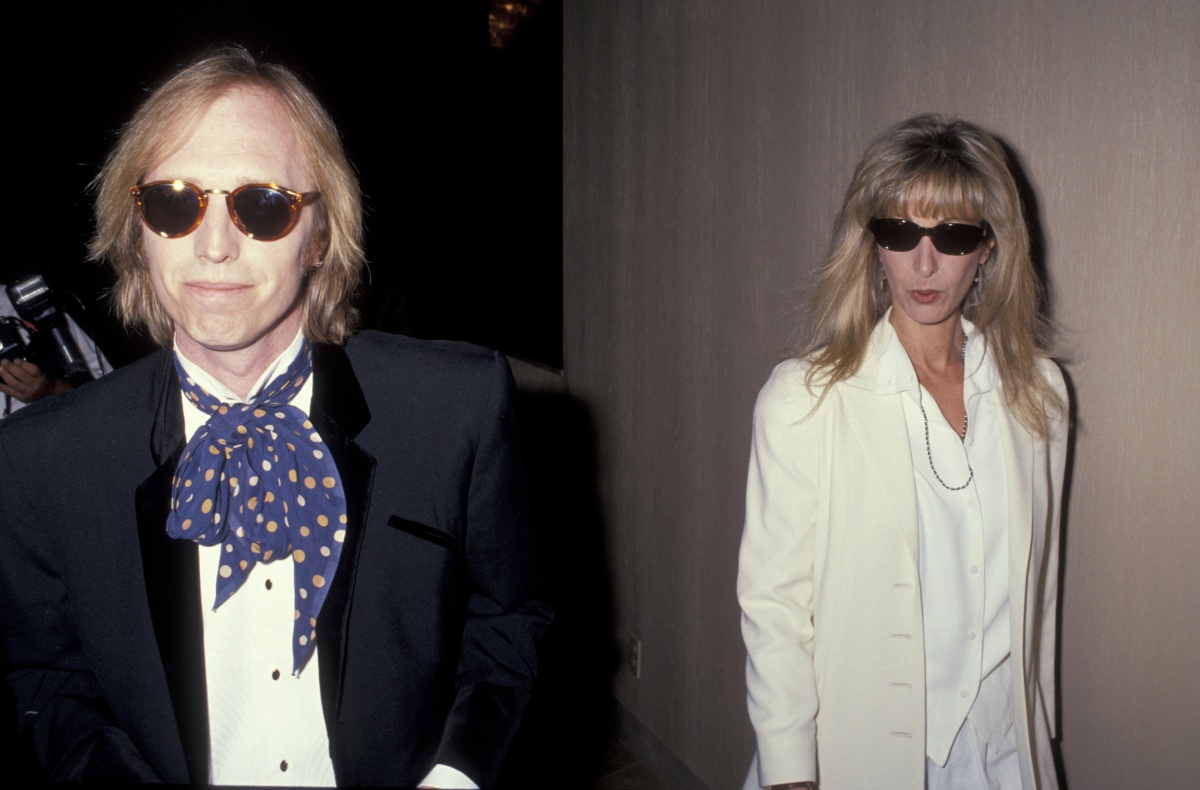 Tom PEtty first wife
