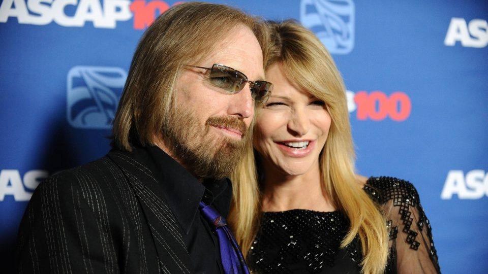 How Tom Petty's second wife turned his life around
