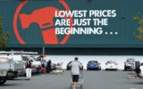 Bunnings is finally getting onto the e-commerce bandwagon.
