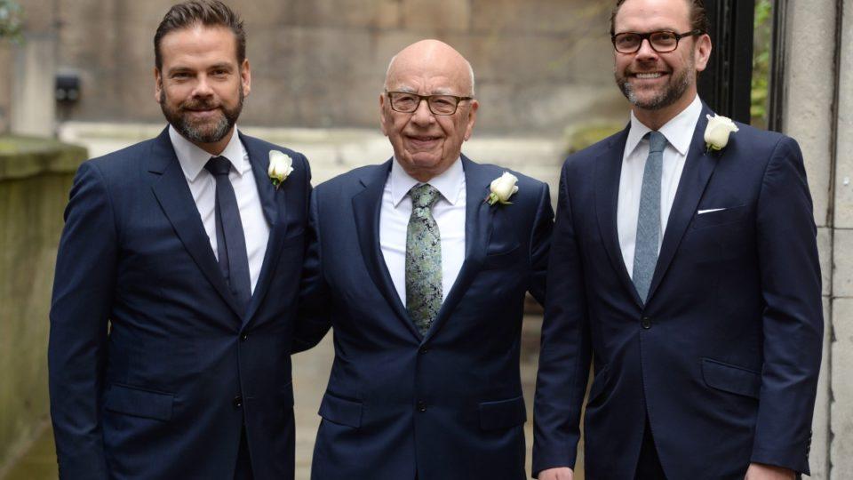 Murdoch wanes.