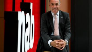 'We care about our people' - NAB CEO Andrew Thorburn.
