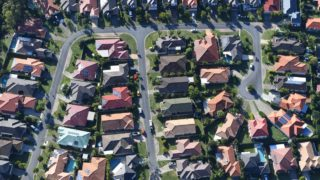 House prices were flat in October, as Sydney continued to slide.