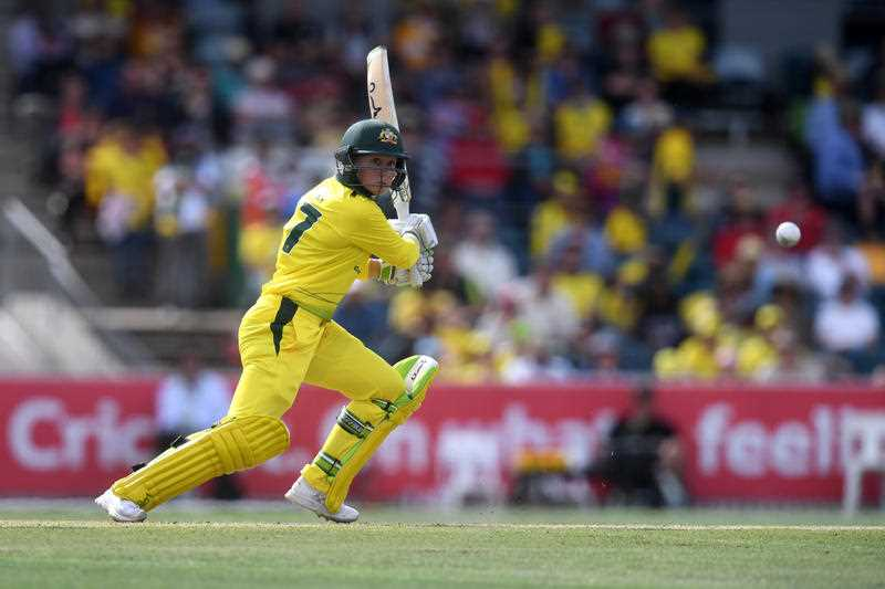 Alyssa Healy: Consolation For England With Twenty20 Ashes Win In Canberra