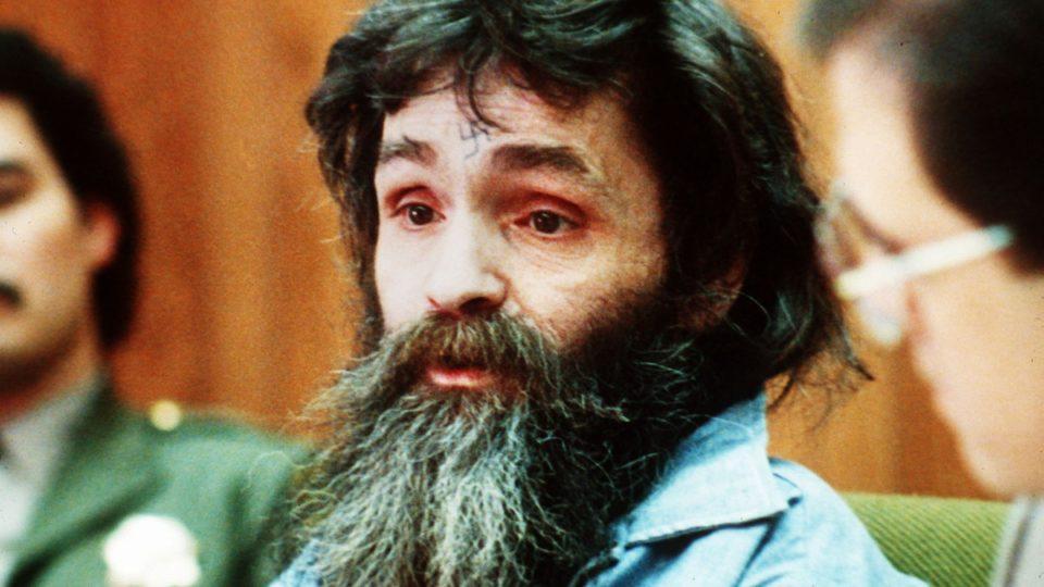 Charles Manson 1986
