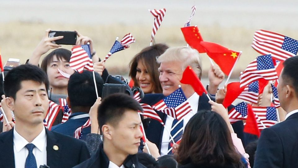 China Gave President Trump A Tour Forbidden