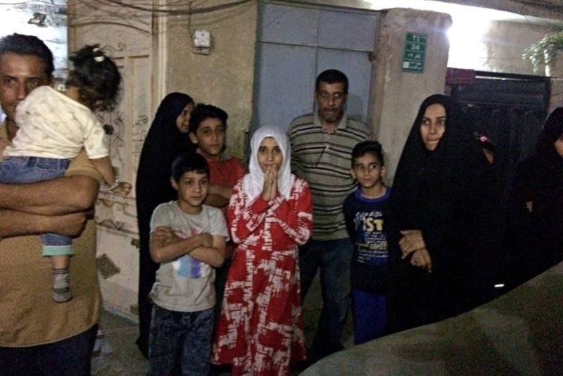 Earthquake felt in Baghdad