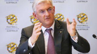 FFA chairman Steven Lowy