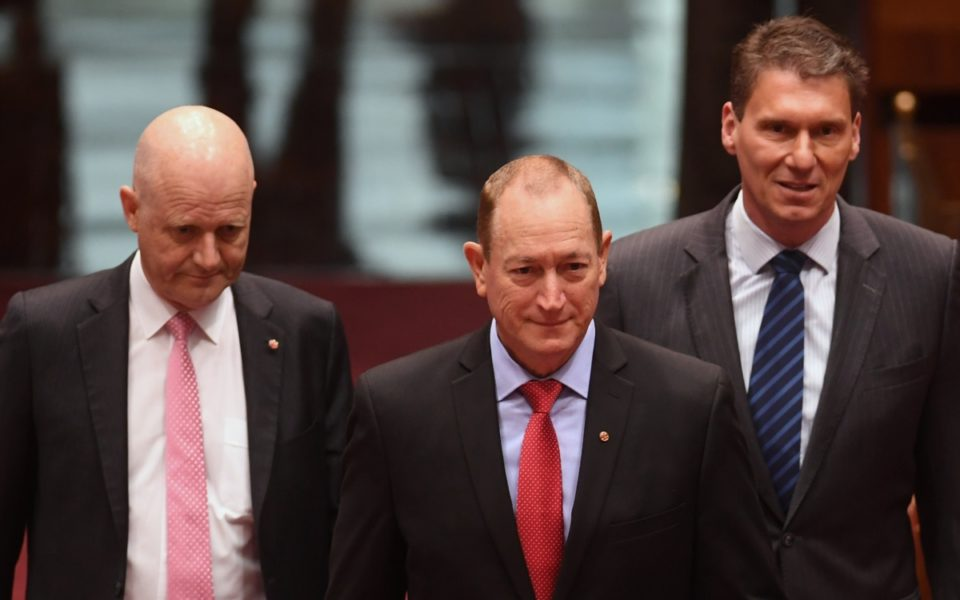 Fraser Anning Photo: Fraser Anning Moving On From One Nation As Parties Court