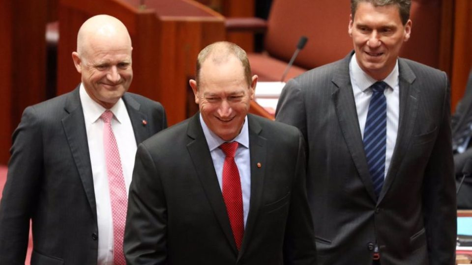 Fraser Anning Photo: Fraser Anning Quits One Nation On His First Day