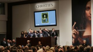 The hype leading up the auction of Leonardo's 'Salvator Mundi' saw a final sale price four times higher than expected.