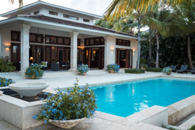 Luxury home Dominican Republic