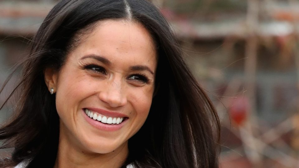 Meghan Markle Targeted in Anthrax Threat