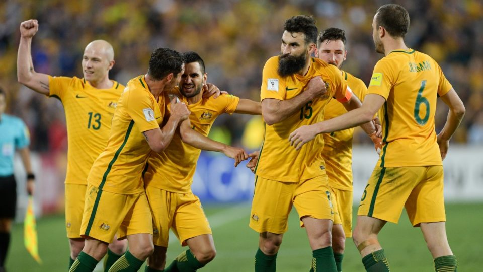 Australia qualifies for 2018 World Cup with playoff win over Honduras