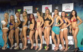 Miss Rally contestants