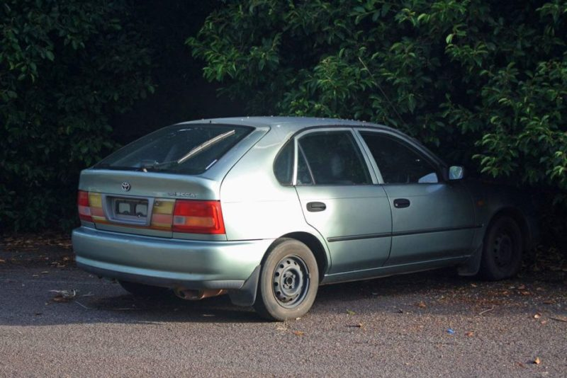 Nightcliff car