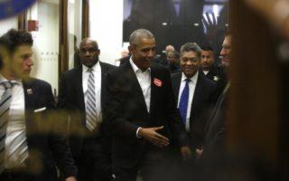 Barack Obama jury duty