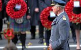 Queen Prince Charles Remembrance day