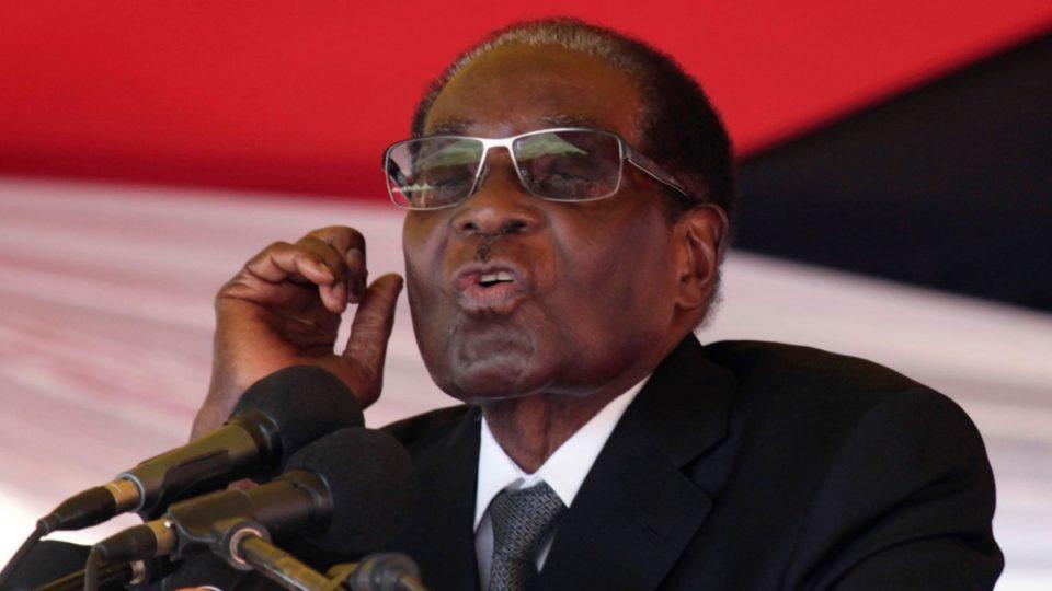 Zimbabwe Robert Mugabe dies