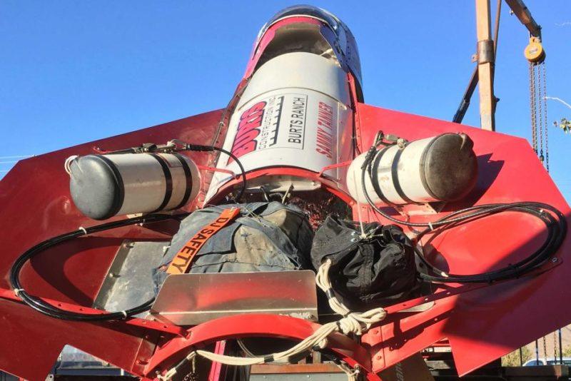Rocket man 2