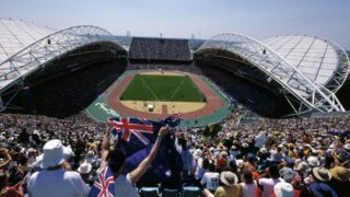 Stadium Australia Sydney