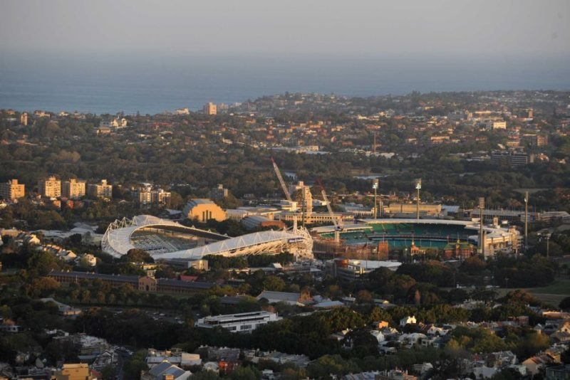 Sydney Stadiums Rebuilt With 2 Billion Price Tag
