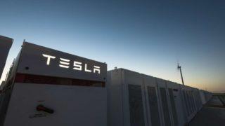 Tesla SA powerpack