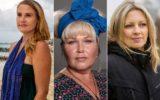 Wendy Dent, Bridget Ninness and Louise Langdon