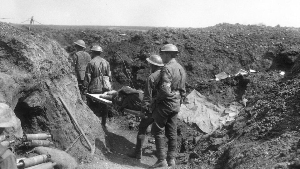 PM urged to stop wind farm on WWI battlefield