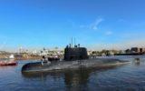 argentine submarine