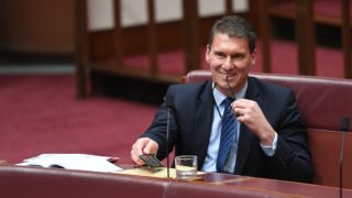 cory bernardi same sex marriage amendments