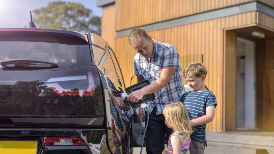 EVs car emissions