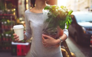 Drinking coffee and eating vegetables could reduce your risk of heart failure.