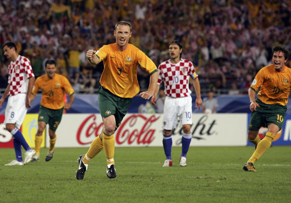 Craig Moore Socceroos
