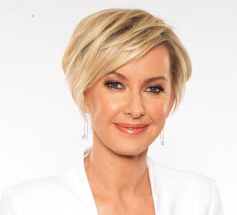 Deborah Knight has been filling in as co-host of Today since Lisa Wilkinson left Nine.