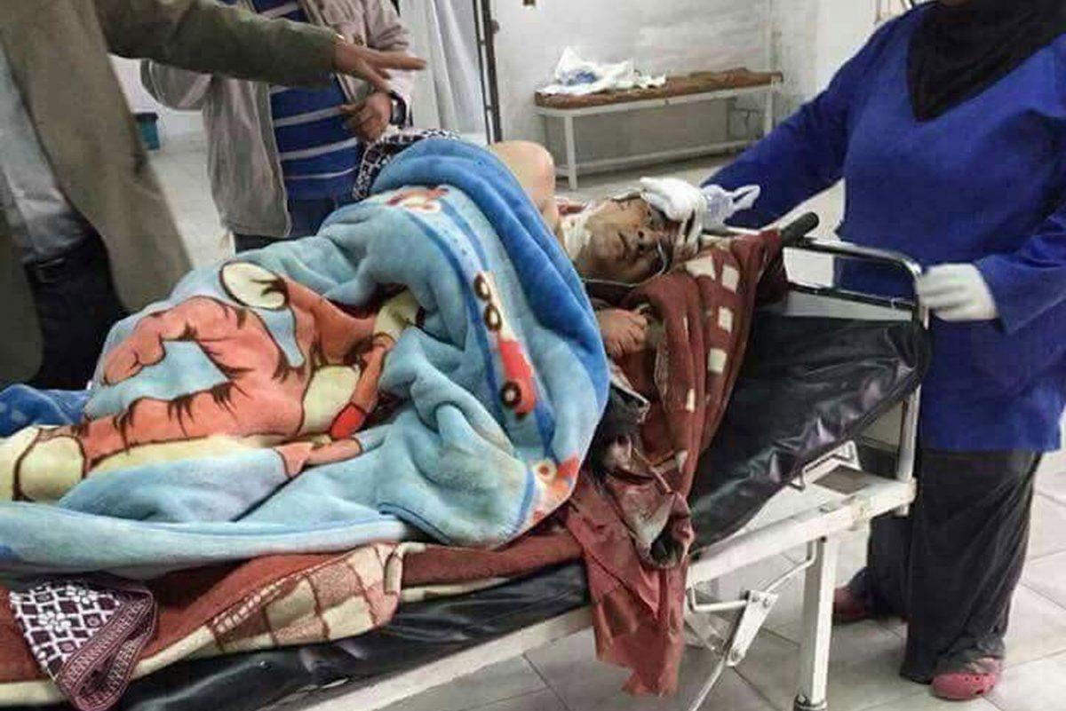 egypt bomb victim