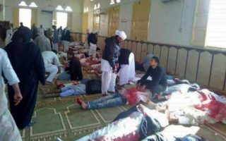 egypt rawda attack