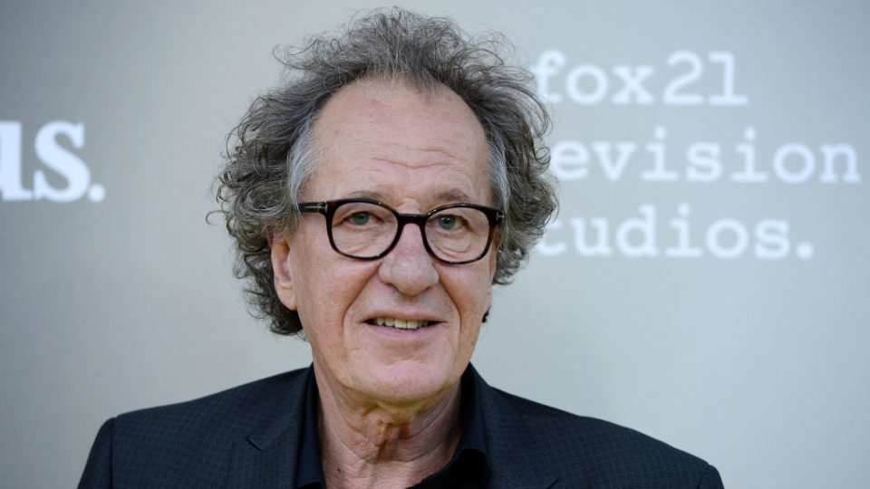 Australian actor Geoffrey Rush quits industry job after 'inappropriate behaviour' claim