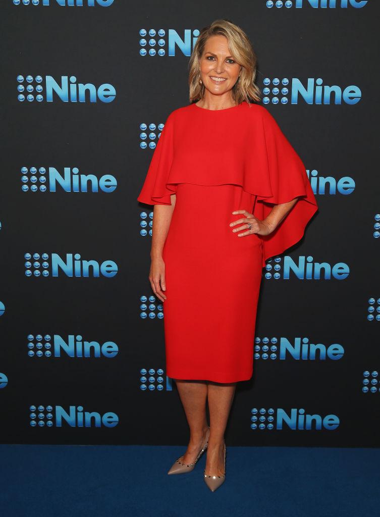 Georgie Gardner Upfronts 2018 - Today, Nine Network, Lisa Wilkinson