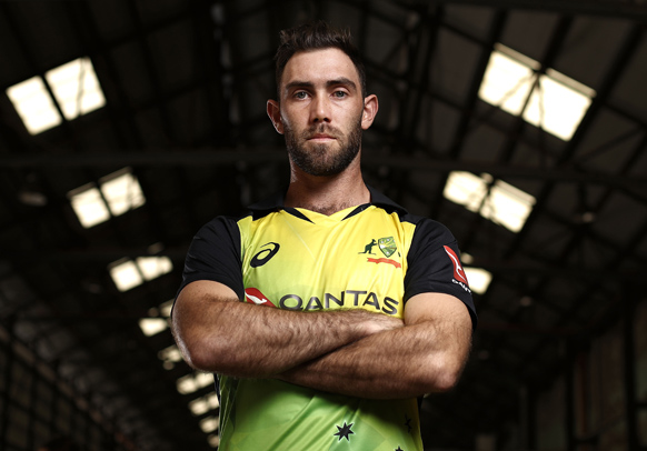 Glenn Maxwell Ashes