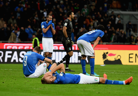Italy Footballers