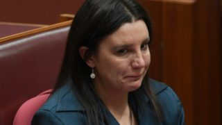 Tasmanian Jacqui Lambie could return to the Senate depending on a decision by the man slated to replace her.