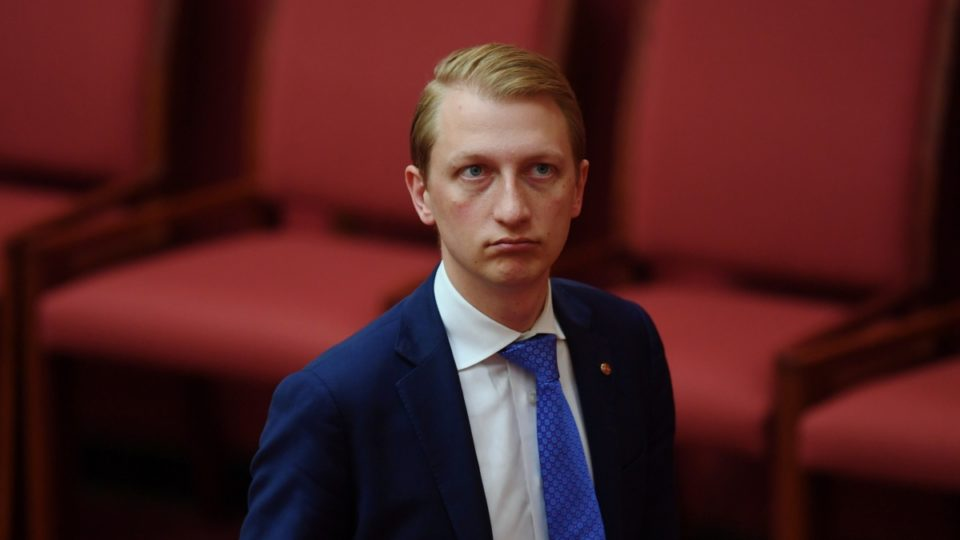 same sex Liberal Senator James Paterson has proposed a rival same-sex marriage bill protecting religious freedoms ahead of the postal survey result announcement on Wednesday.
