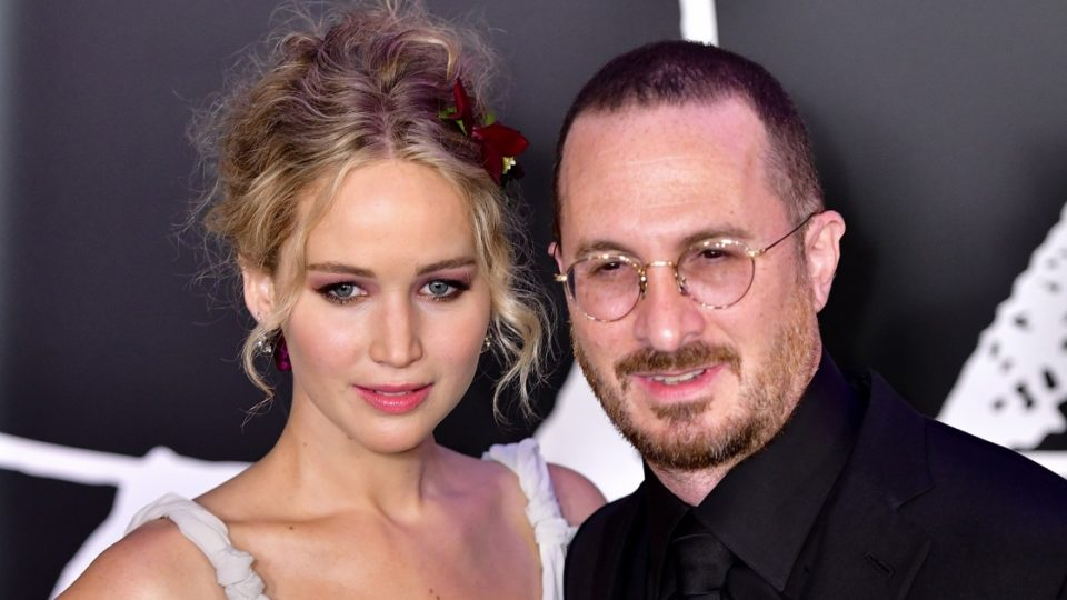 Jennifer Lawrence: Darren Aronofsky wouldn't stop talking about bad 'Mother!' reviews