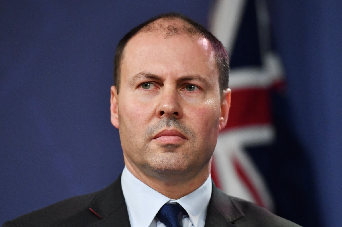 josh frydenberg small business loads